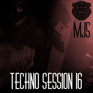 Michael Js - Techno Session 16 (29-05-2017)