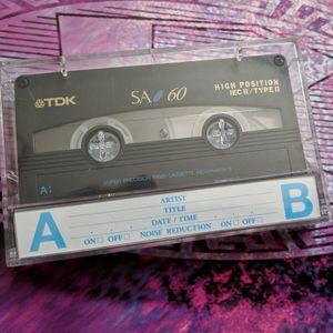 DJextreme - Original Mix Tape [March 1996]