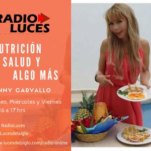 NUTRICIÓN, SALUD Y ALGO MÁS 10 DE JUNIO