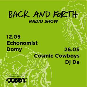 BAF004 Radio Show on Sceen FM: Domy