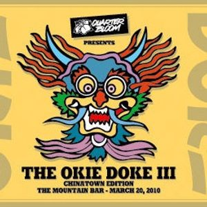 Okie Doke III: Chinatown Edition