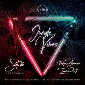 Ivan Prieto - Deep under Tech Jungle Vol. 1