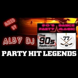 Party Hit Legends #77 - The Best 90's Hits Songs