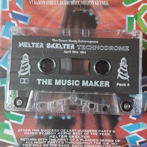 THE MUSIC MAKER HELTER SKELTER 29-4-94 TECHNODROME