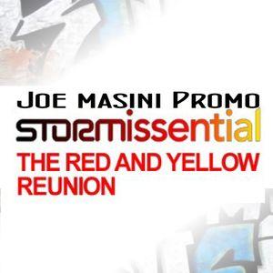 absoluteARTISTS Joe Masini - Stormissential Promo MIx
