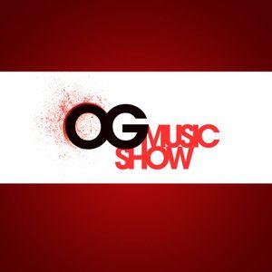 Oscar Garcia - OG Music Show #07 (Set 26 06 2013)