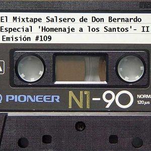 El Mixtape Salsero de Don Bernardo - Emisión #109