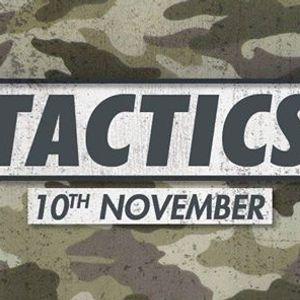 Tactics Promo Mix