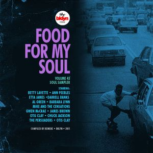 Food For My Soul - Vol. 43