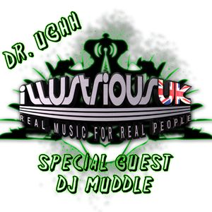 DR. UGHH SPECIAL GUEST DJ MUDDLE