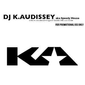DJ K.AUDISSEY in the mix / recorded live at Afterwork Am See Carolaschlösschen Dresden 2014-Aug-07
