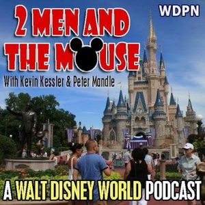 2 Men and The Mouse Episode 115: Escaping the Crowds at Walt Disney World
