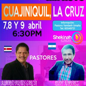 Noches de Impacto en Cuajiniquil