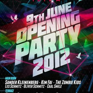 Amnesia Ibiza presents Opening Party 2012 (part 1)