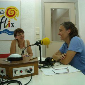 """Entrevista amb Fina Carranza al """"Quina Calda"""""""