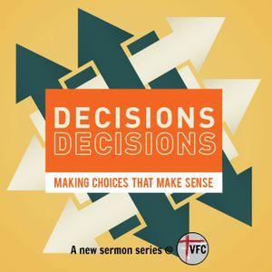 Decisions Decisions pt 3 Four Questions