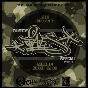 210 Dusty Crates Special 4. // Trackside Burners x ITCH FM //