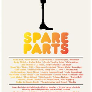 Interview with Priscilla Sutton about Spare Parts