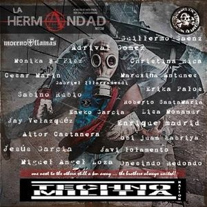 Recording A la HERMANDAD TECHNO_ NTCM.s  by moreno_flamas