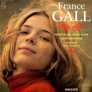 France Gall / Her Memories #3 / Poupée De Cire Poupée De Son   1965
