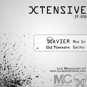 Xtensive Ep.030 ft. DJ Towasta guestmix- Feb,6th 2012
