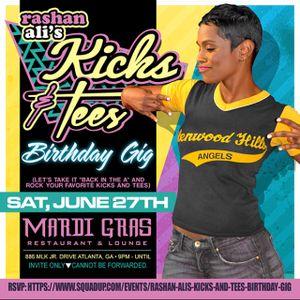 Rashan Ali's Birthday Mix
