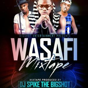 DJ SPIKE THE BIGSHOT-WASAFI BONGO MIX DEC 2017 XMAS EDITION