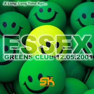 Essex aka Greg Sin Key - Greens Club 12052001