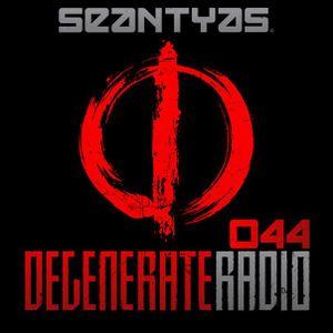 Sean Tyas - Degenerate Radio 044 [09.11.2015]