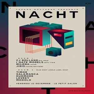 Cj Bolland Tapage Nocturne Presente Nacht 20 Le Petit