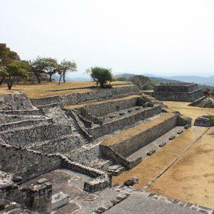 Patrimonio mundial arqueológico en México Xochicalco