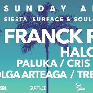 Franck Roger - Live at Souleil - April 27, 2014 - San Diego