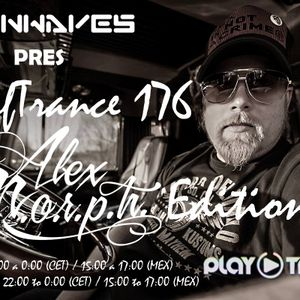 Twinwaves pres. UplifTrance 176 (Special Alex M.O.R.P.H. Edition) (21-12-2016)