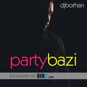 DJ Borhan Party Bazi Mix