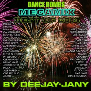 Dance Bombs Megamix - Best of 2014 (by Deejay-jany)
