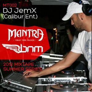 JeMX BNM Mantra Mixtape