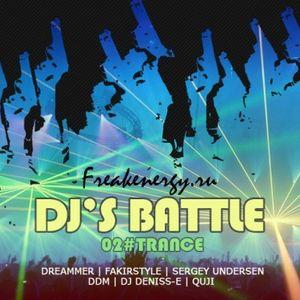 Vadim Dreamer - freakENERGY Dj`s Battle # 02