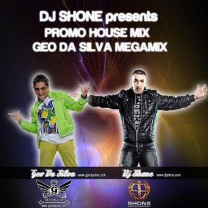 Geo Da Silva and Dj Shone- International Megamix Live - Pantheon Club