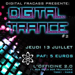Live @ Digital Trance #02 (2017.07.13)