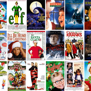 Christmas Special - Favourite Christmas movies in the Hospital