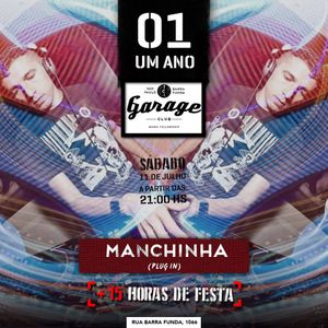 Live Mix in Garage Club 01 Ano