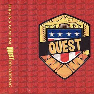 LTJ Bukem - Quest pt 1 x Back in the Day live 27.02.1993