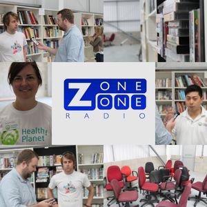 Conor Hughes - ZoneOneRadio - Healthy Planet