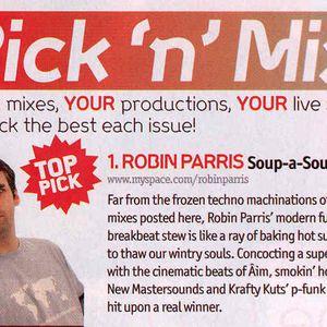 Supersoul - DJ Magazine winning mix Jan '08