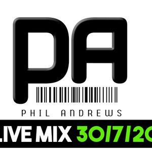 Live Mix 30/7/20