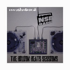 NSBRADIO The BillionBeats Sessions:Eclectic Breakbeat/Cover for Breakscape & Bassica  2016 01 23 .