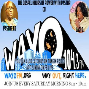 GOSPEL HOURS OF POWER 9-16-17 Pt 1