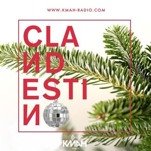 Clandestino KMAH Radio Show - December 2016