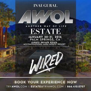 A.W.O.L. Estate 2016 Mix