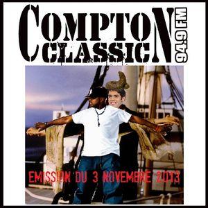 Compton Classic - Emission du 3 Novembre 2013